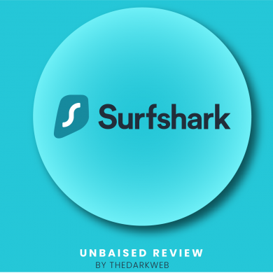 Surfshark VPN review by thedarkweb.co