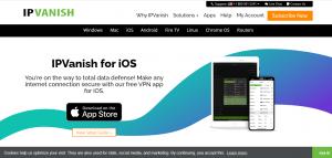 IPVanish iPhone Review