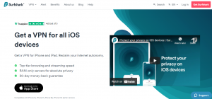 Surfshark iPhone Review