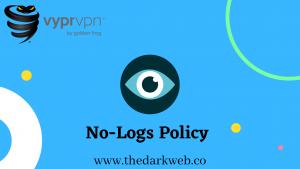 VyprVPN No Logs Policy